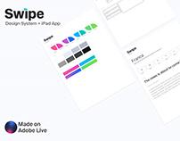 Adobe Live - Design System