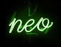 NEO Wallpaper - Third prize