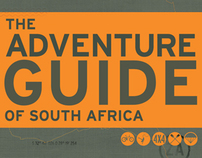 THE ADVENTURE GUIDE OF SOUTH AFRICA