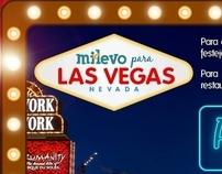 Milevo para a Las Vegas
