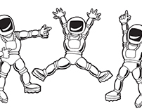 Spacemen Tricons