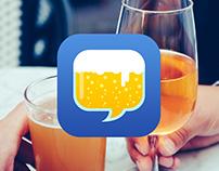 Alcofriend app concept