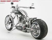 DieHard OCC Custom Bike
