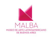 Malba - Diseño de banners