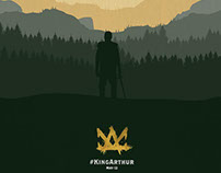 King Arthur Alternative Movie Posters