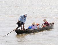 Mekhong - living on the water