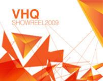VHQ's Showreel DVD 2009