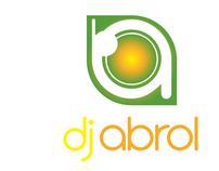 DJ Abrol Identity Design