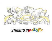 Streets In Color, Graffiti book