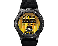 Game - Gold the Gathering