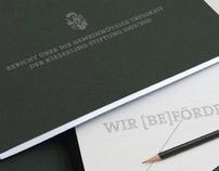 Jahresbericht Kieserling Stiftung