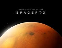 Spacefox: Gazing into the future