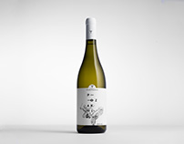 Rozaki - Wine Label Design