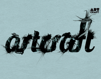 Artcraft Exhibition / Logo designPoster/Mag-add