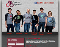 JB Custom Apparel