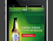 Your Heineken iPhone