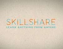 Skillshare.com Commercial