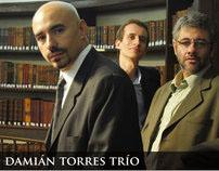 DAMIÁN TORRES TRÍO  I Ciclo de conciertos