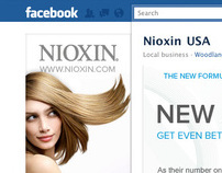THINNING HAIR SYSTEM KITS LAUNCH - NIOXIN