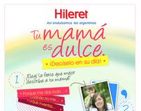 Hileret Dia de la Madre