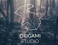 ORIGAMI STUDIO | logo design