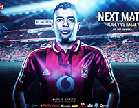Match Card Ahly Vs Ismaily 2017