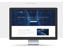 Branding & Digital Design - Cyber Security