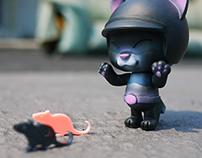 Black Cat Rider