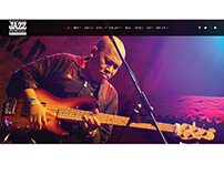 Build & Maintenance Website Makassar Jazz Festival
