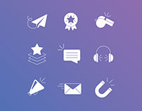 Blackbaud Icons and Illustration