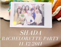 Shada Bachelorette Party