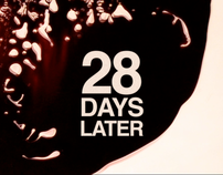 28 Days Later - Custom Title Sequence