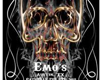 Poster for Emo's Austin