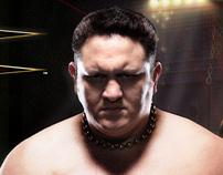 TNA Wrestling Cross the Line