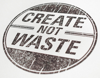 Create Not Waste