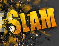 GameSlam Branding and Animation