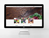 Responsive Web Design - The Tasteful Kitchen