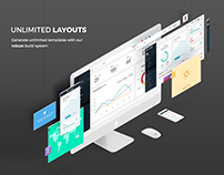 Robust - Responsive Bootstrap 4 Admin Template
