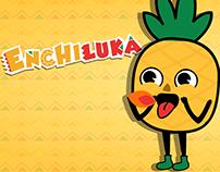 Enchiluka logo & illustration