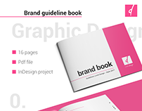 Loriel Design - Brand guideline book