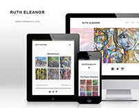 Ruth Eleanor | Web design and build