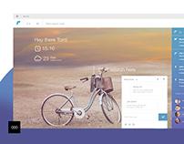 Power Portal Browser Application