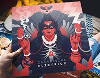 CH3 · Arte de disco & Branding