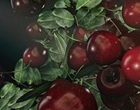 south-tyrolian cherries
