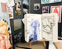 Sketchbook #4