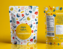Date Tales Branding & Packaging
