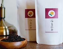 浮島紅茶-Maison de Waa X方圓一脈紅茶包裝設計