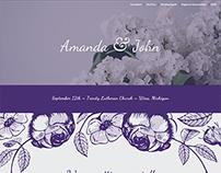 Kangas Wedding