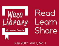 Waco Library Newsletter