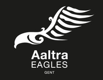 Aaltra Eagles Logo